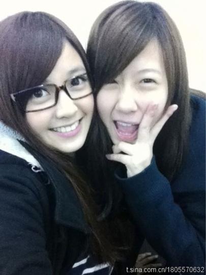 台湾最美校花林大元可爱私房照图片