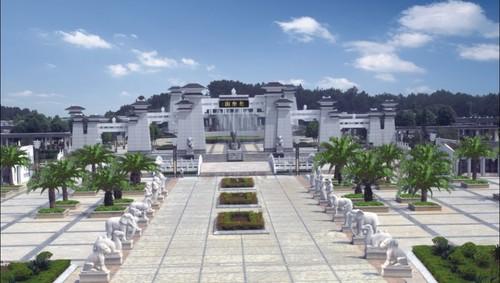 组图:武汉著名公墓陵园图片