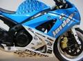 组图:乔丹摩托车队赛车模型曝光