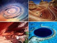 地球十大地貌奇观 赞叹自然造物主的鬼斧神工