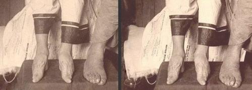 古代女人为什么裹小脚