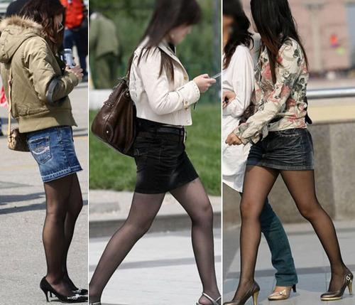 穿丝袜的胖腿_武汉天地美女街拍丝袜美眉最养眼_热点活动
