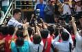 组图:姚明出席博鳌会 与球迷互动交流受热捧