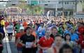 城市马拉松赛精彩开赛