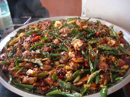知名美食家带你品重庆近郊美食美食昌里东路南码头路图片