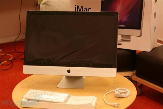 27寸新iMac开箱 支持三屏显示