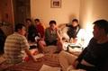 跆拳道队夜会备战世锦赛