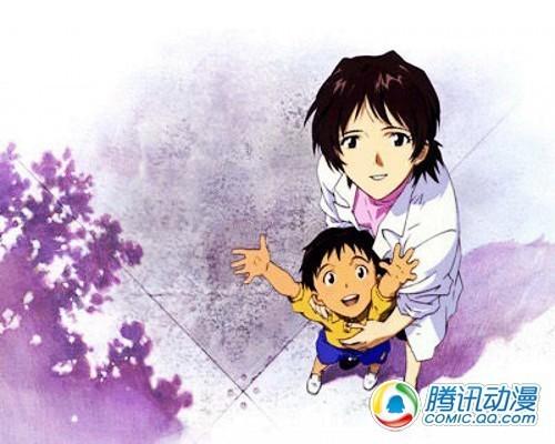 3d母子乱论漫画_动漫中十大母亲角色