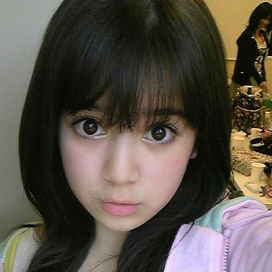 16岁混血美女 日本男生眼中的唯美校花 大渝网