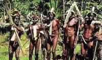 组图:探秘世界最奇特的民族 只喝血不吃肉