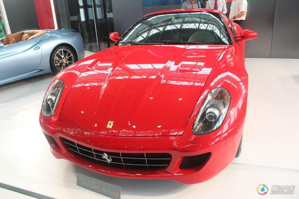 法拉利 458高清图片