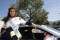 法国小姐助阵国际拉力赛