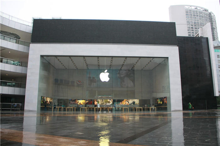 applestore店_北城天街apple store零售店的开业,让重庆成为了大陆第五个拥有苹果直