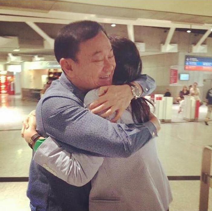 泰前总理英拉赴欧旅行 - 聪聪 - 江心孤舟的博客:心灵的港湾
