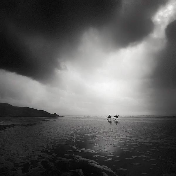 Andy Lee拍摄的冰岛极地风景 - 海阔山遥 - .