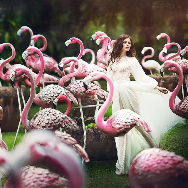 Margarita Kareva 童话中的女王