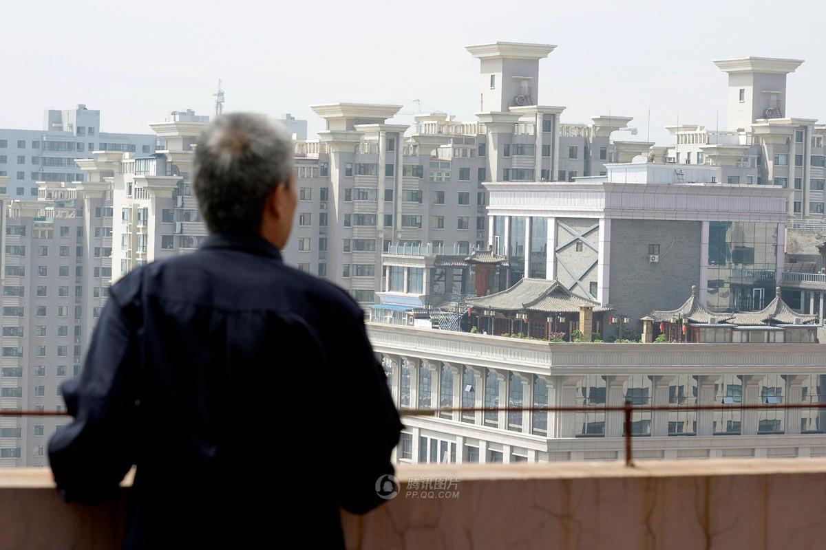 """山西太原某酒店现""""空中楼阁"""" - 星星之火0351 - 星星之火 的博客"""