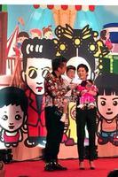 孙俪邓超女儿百日宴现场似游乐场 邓超嗨爆全场 - 何记茶轩 - 何记茶轩
