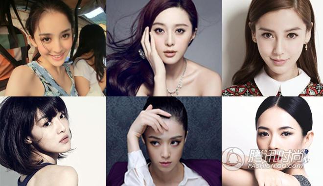 韩媒评选亚洲最美女神榜 杨幂刘诗诗榜上无名