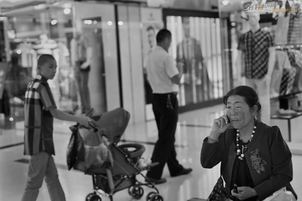 """独龙江在世文面女已不到30人 文面""""活化石""""亟待拯救 - 大渡河 - 大渡河博客祝朋友健康、快乐!"""