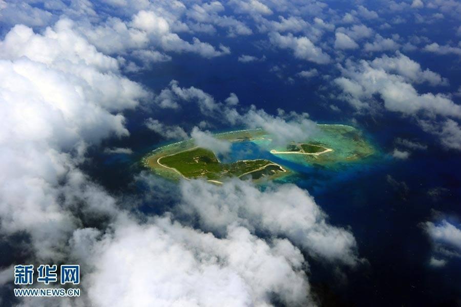 组图:官方公开西沙群岛壮美全貌 - w12661517y 遥望 - w1266151716y桃源居士