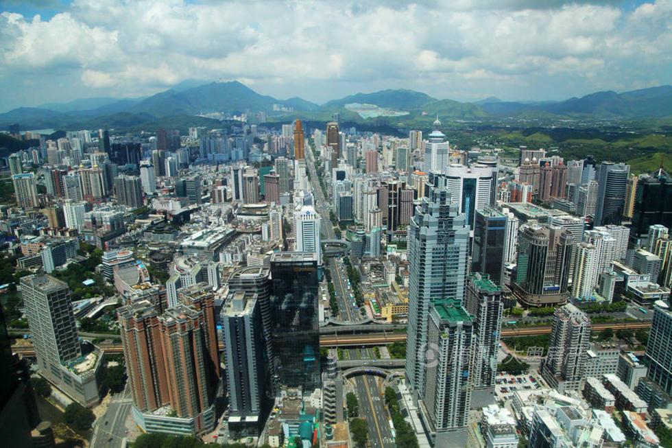 上班族的温床:深圳城中村或更有城市温度图片