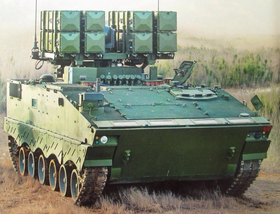 红箭10光纤导弹