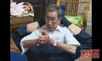 漳州83岁老人身怀绝技:双腿抱头压腿一字马 - 何记茶轩-金霏霏 - 何记茶轩-金霏霏