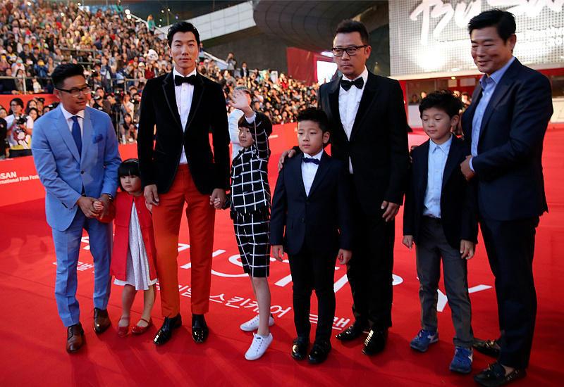 张亮因客串韩剧人气旺 演员身份首登国际电影节