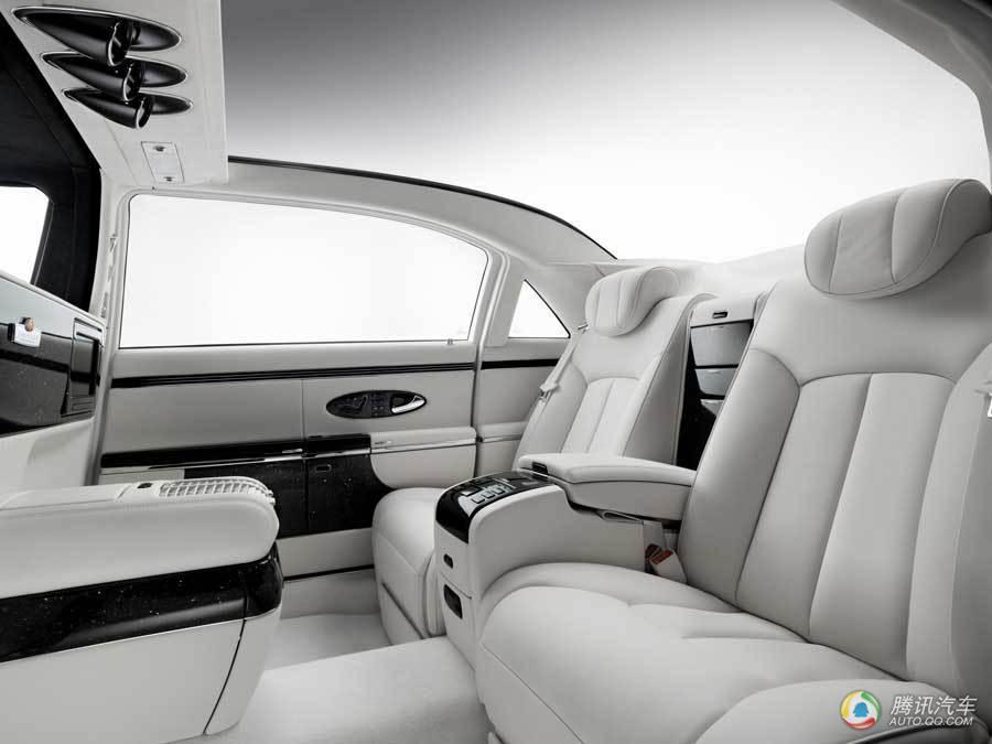 """被誉为""""世界第一豪车""""的迈巴赫62S.-中国新首富不差钱 马云1070"""