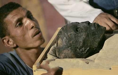 牙 虚拟尸检揭埃及最年轻法老死因图片