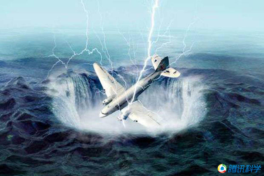 百慕大三角揭秘:甲烷爆炸或导致百慕大事件