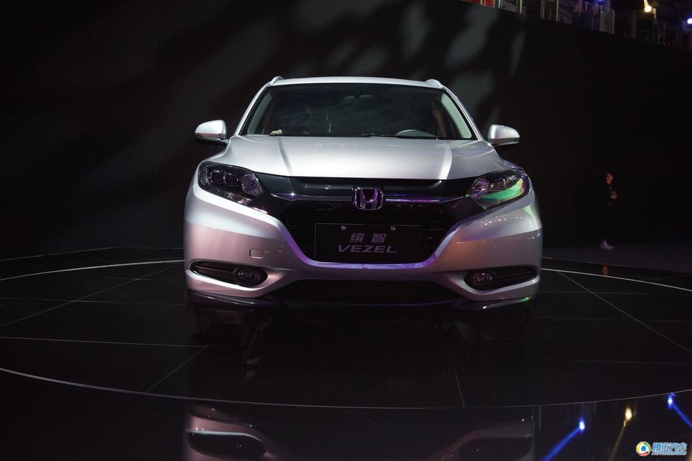 月25日,广汽本田全新小型SUV车型缤智正式上市,售价为12.88-