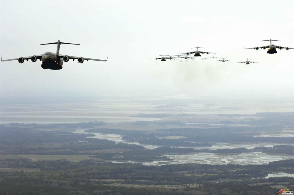 C-17环球霸王机群