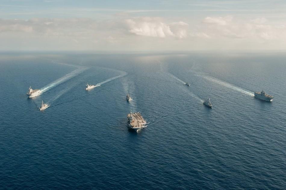 法国海军实力