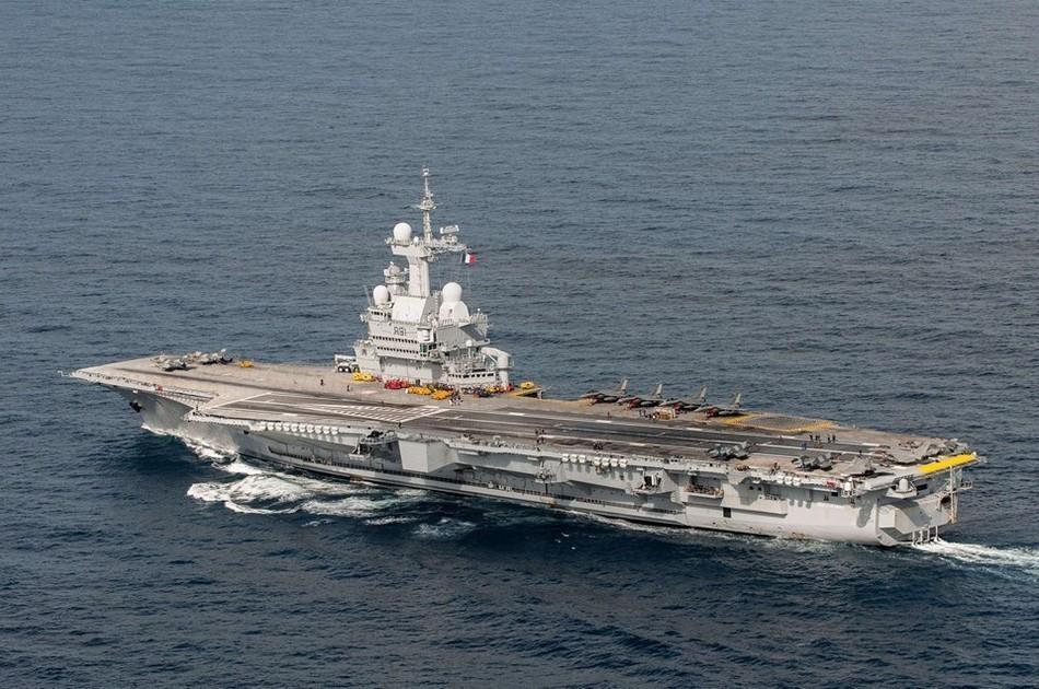 法国海军实力戴高乐航母