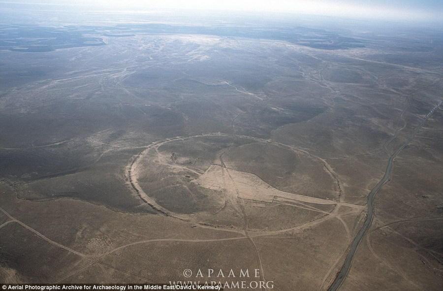 约旦有外星遗迹?约旦境内发现12处远古神秘石堆圆圈