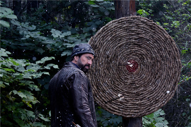 绝命逃亡 揭幕中外合拍影展 2015年全球上映