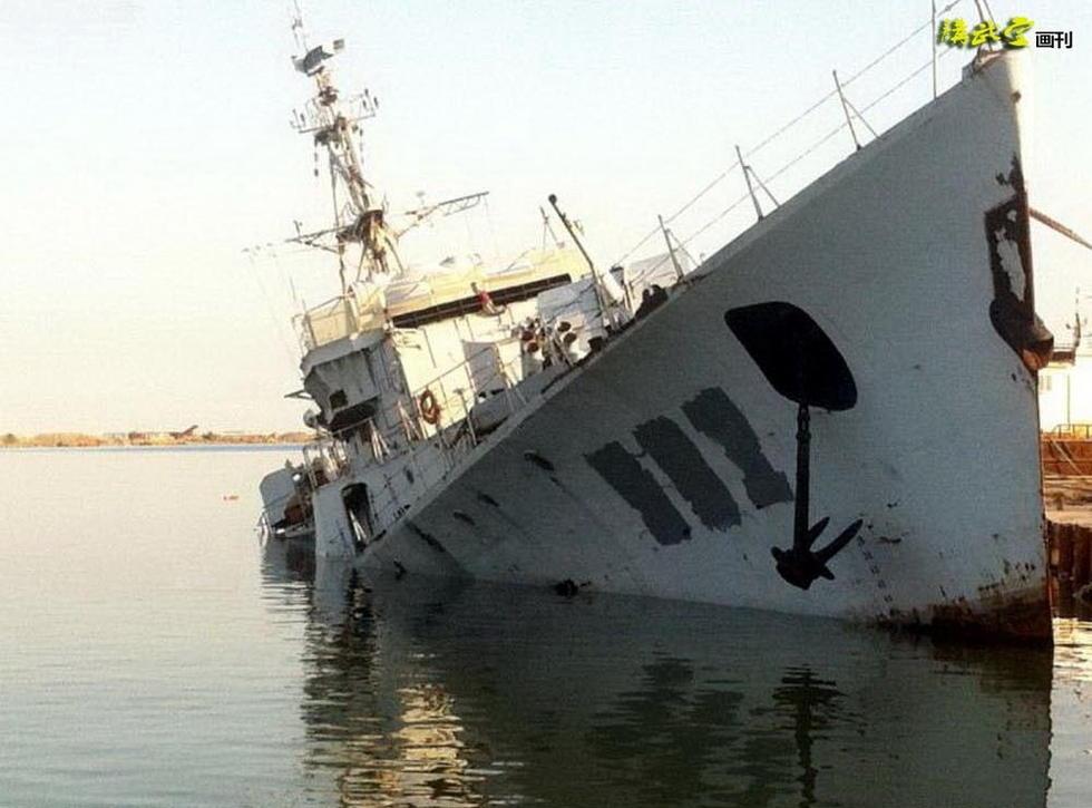 南充号护卫舰