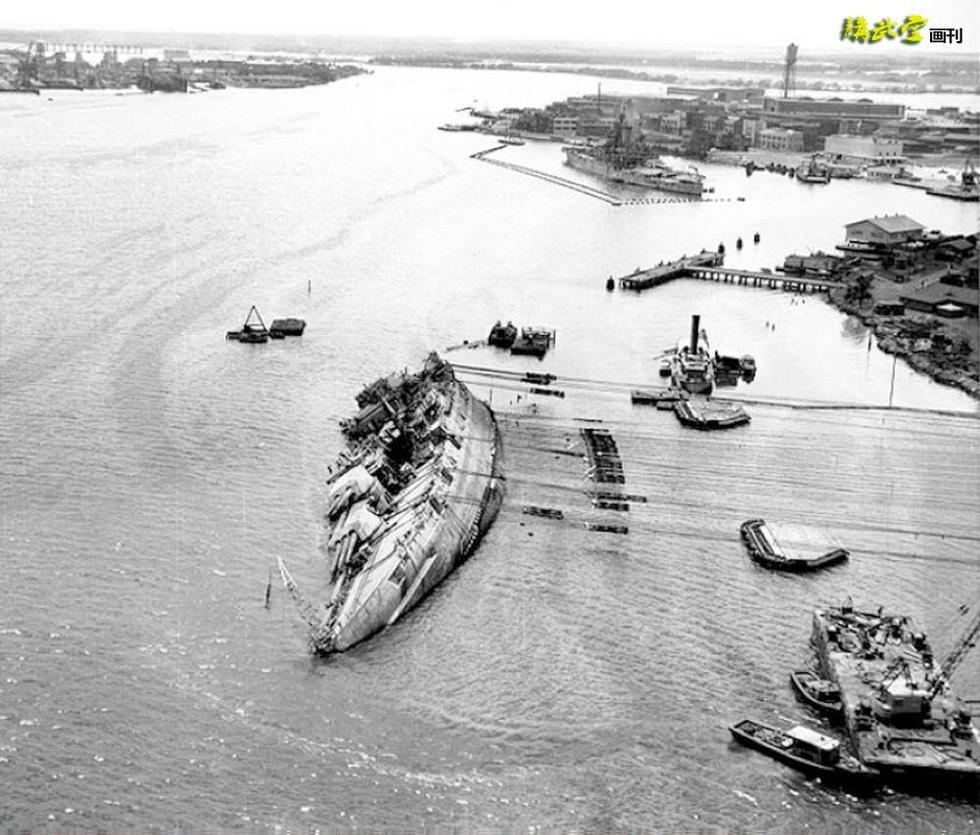 俄克拉荷马号战列舰