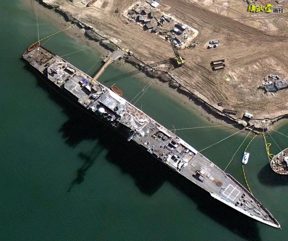 文森斯号导弹巡洋舰