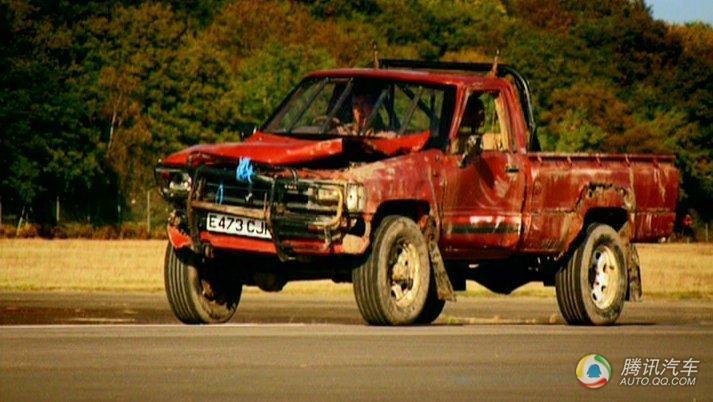很多朋友对于为什么中东乃至非洲,丰田皮卡是最普及的车这个事实感高清图片