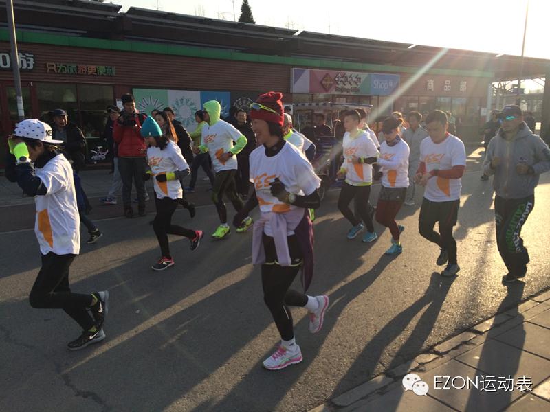 """成为中国最受欢迎的马拉松赛事之一.""""智慧厦马·敢于去跑""""是"""