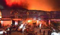 厦门4S店着火预计损失上千万 大火已造成一死一伤 - 何记茶轩-金霏霏 - 何记茶轩-金霏霏