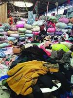 """上海旧衣回收8角1公斤 小贩洗洗""""黑市""""转卖 - 行走并凝思着 - 行走 并凝思着"""