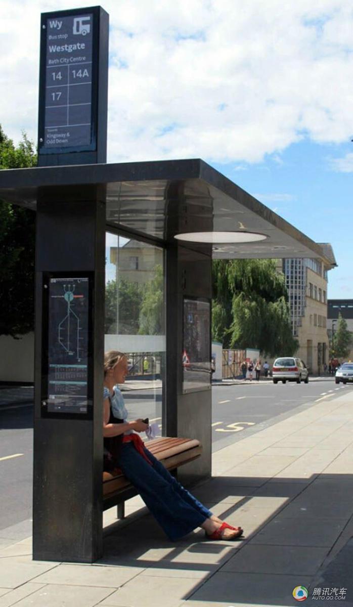 盘点全球最具创意的33个公交车站
