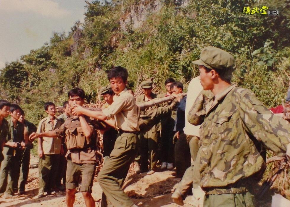 中越边境秘密战争