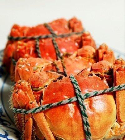 提上海人.上海人和大闸蟹的情分,就像东北人和酸菜粉条、四川