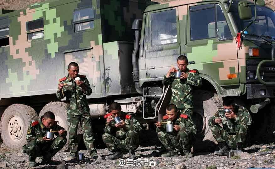 神秘的武警黄金部队 国家的寻宝奇兵图片