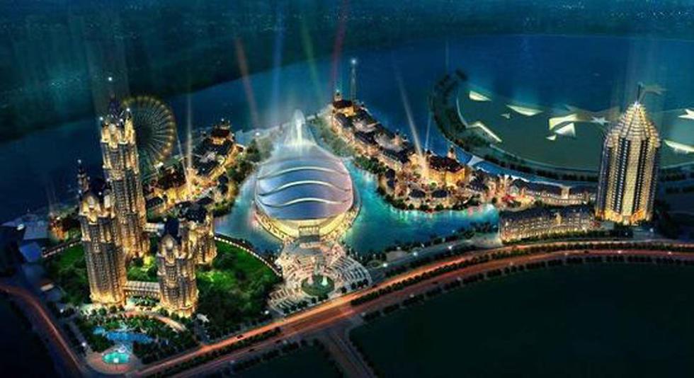 上海海昌极地海洋公园叫板上海迪士尼乐园 看谁火